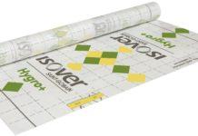 Le système innovant Toiture plate Hygro+ se compose de suspentes Integra2, d'adhésif, de mastic, de fourrures métalliques Optima associés à l'isolant en laine de verre Isoconfort et d'un parement en plaque de plâtre.