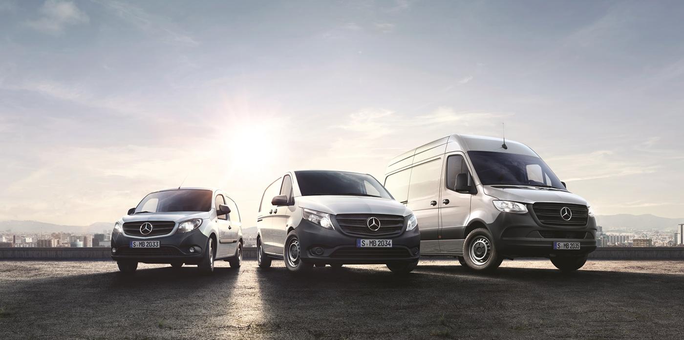 Mercedes-Benz Vans France et sa filiale de financement prennent en ...